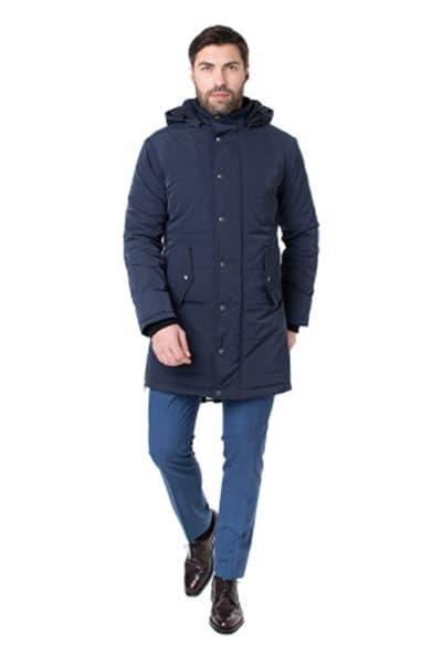Материал и наполнитель мужских зимних курток